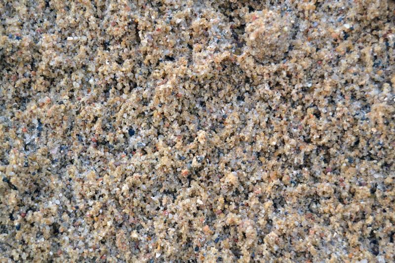 piasek płukany